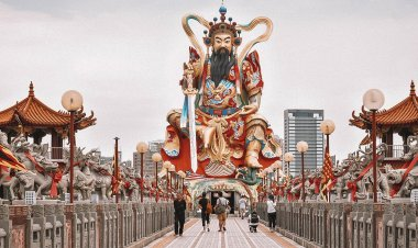 Top 10 Tourist Attractions in Taiwan   Best Things To See & Do in Taiwan