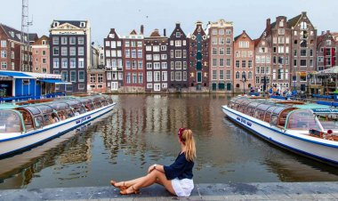Top 10 Attractions And Places In Amsterdam | Nightlife In Amsterdam