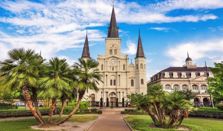 Best 12 Places to Visit in New Orleans, LA | Things to do in New Orleans