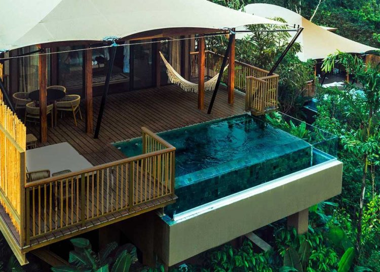 best luxury stays with pool