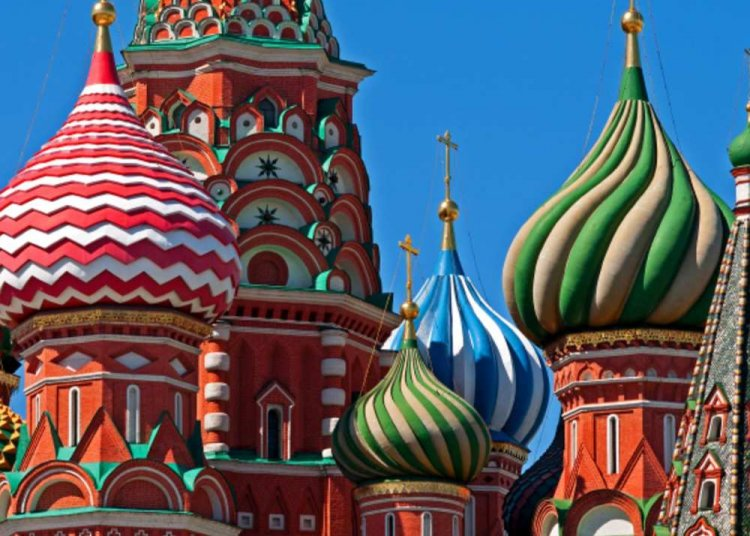 Famous Tourist Attractions in moscow
